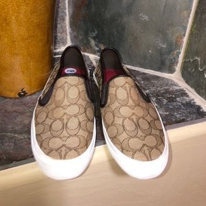 COACH Chrissy Slip-On Sneaker